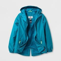 Girls' Windbreaker Jacket - C9 Champion  Blue S 1628032