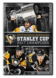 2017 Pittsburgh Penguins Stanley Cup Champions DVD 1628605