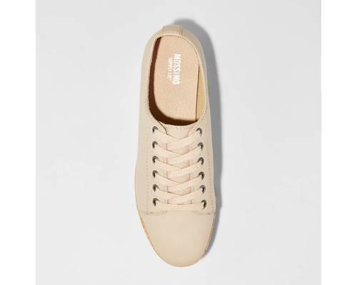 f54ca53997d Mossimo Women s Juniper Platform Oxford Shoes - Tan - Size  7.5 ...