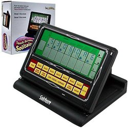 Portable Laptop Touch Screen Video Solitaire 1637475