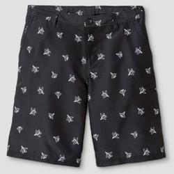 Boys' Printed Golf Shorts - C9 Champion  Black Print L 1640967
