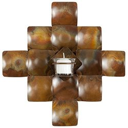 Safavieh Cross Candle Holder Wall Sconce 1646005