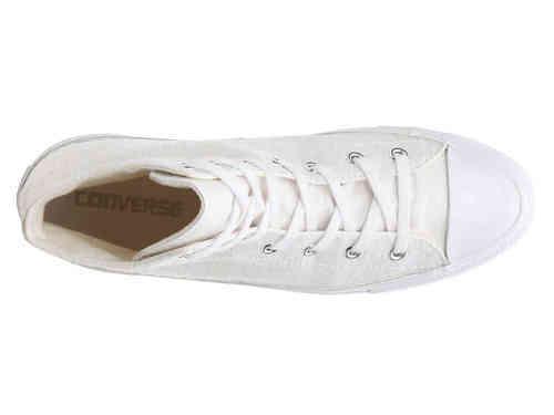 converse chuck taylor white size 8