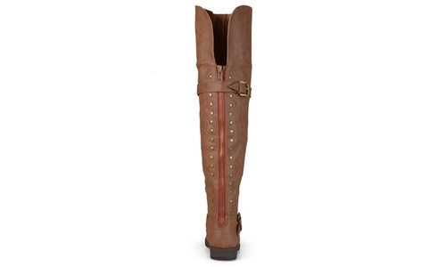 943d5fbb19b91 ... Journee Collection Kane Over-The-Knee Womens Riding Boots - JCPenney  Brown ...