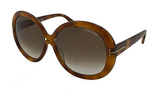 50cd44d80a Tom Ford Sunglasses  FT0388 GISELLA-56B-Havana Frame - Check Back ...