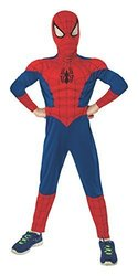 Ultimate Spider-Man  Muscle Chest Kids Costume 1650687