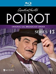 Poirot: Series 13 (Blu-ray Disc) 1654528