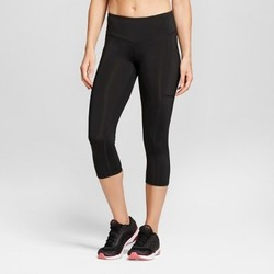 Women's Embrace Capri Leggings - C9 Champion  Black M 1655204