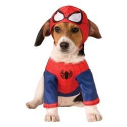 Spider-Man Dog Costume Set - X-Small - Boots & Barkley 1658708