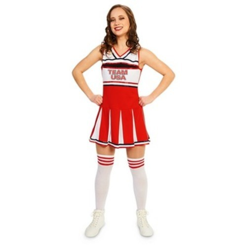 ... Dream Weavers Girlsu0027 Sassy Team Cheer Costume - Multi ...  sc 1 st  Blinq & Dream Weavers Girlsu0027 Sassy Team Cheer Costume - Multi - Size:L ...
