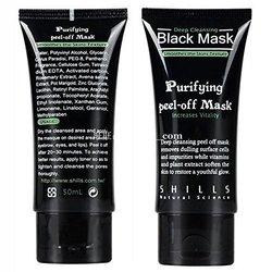 Shills Black Peel-Off Mask - 1.69 .oz (TI-BPOM) 1488259