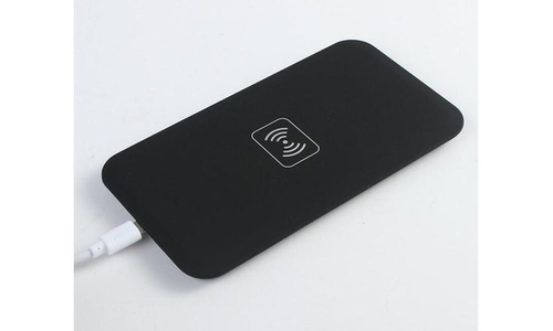 qi universally compatible charging mat for iphone android black check back soon blinq. Black Bedroom Furniture Sets. Home Design Ideas