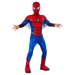 Boys' Marvel  Spider-Man Muscle Costume - M (7-8) 1675234