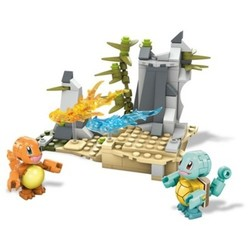 Mega Construx Pokemon Squirtle vs. Charmander Building Set 1675670