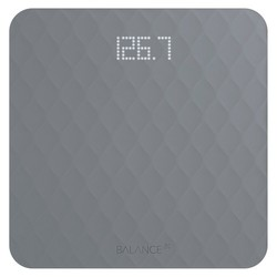 Greater Goods Designer Bathroom Scale Textured Silicone Cover - Gray