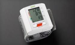 Gurin Pro Two-User Digital Wrist Blood-Pressure Monitor (BPM265W)
