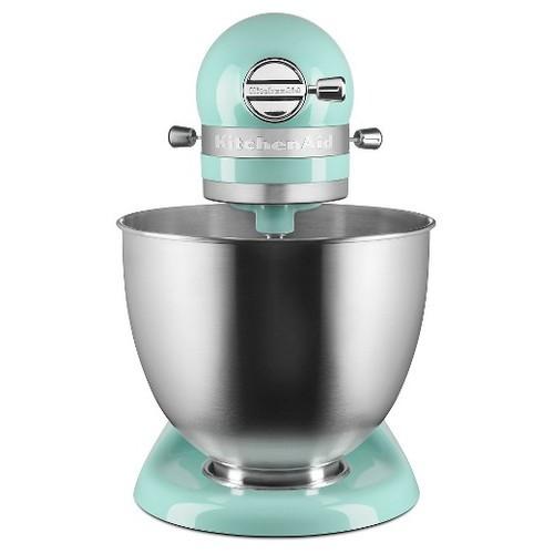 Ordinaire ... KitchenAid Artisan Mini 3.5 Quart Tilt Head Stand Mixer   Ice Blue ...