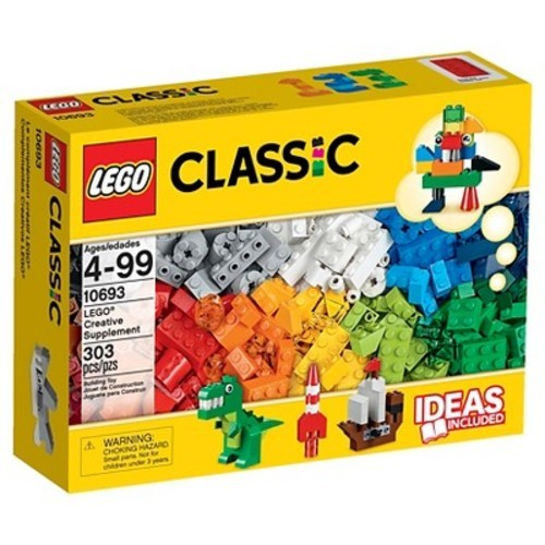 Lego Creator Classic Creative Supplement Box 10693 Check Back Soon
