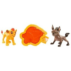Lion Guard Rival 2 Pack Kion vs Janja 1701446