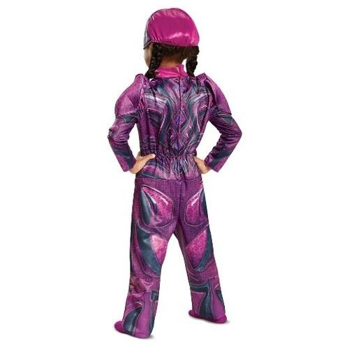 sc 1 st  Blinq & Power Rangers Toddler Pink Ranger Costume - Purple - Size: 2T ...