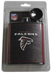 NFL Atlanta Falcons Plastic Hip Flask, 7-ounce 1703138