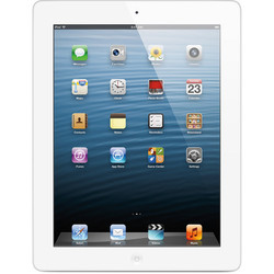Apple iPad with Retina Display 64GB Wi-Fi - 4th Generation - White (MD515LL/A)