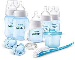 Avent Anti-Colic Bottle Bpa Free Baby Starter Gift Set pink 1711550