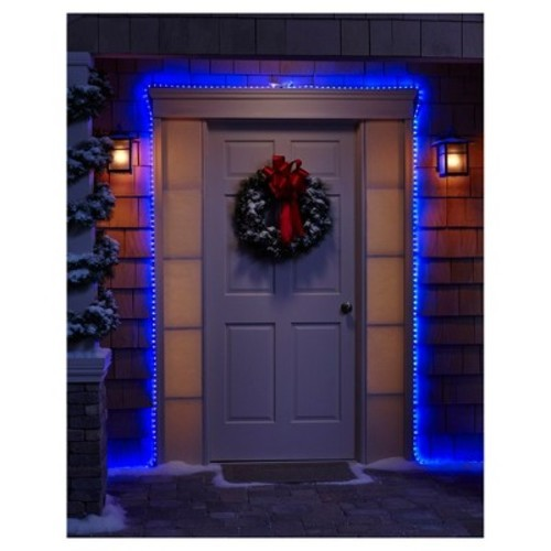 Philips 15ft Led Flat Rope Lights Blue Check Back Soon