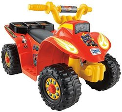 Fisher-Price Power Wheels Nickelodeon Blaze & the Monster Machines Lil' Quad 1715904