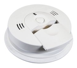 Intelligent Battery Operated Combo Smoke & Carbon Monoxide Alarm - 2-Pack