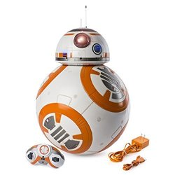 Star Wars Hero Droid BB-8 Fully Interactive Droid - White 1700922