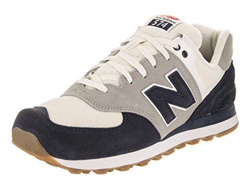 half off 8f64c 4bc0d New Balance Mens 574 Retro Sport Navy/Silver Sneaker - 10 D - Check Back  Soon