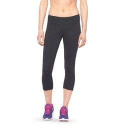 Women's Performance Capri Leggings - C9 Champion  Black M 1733456