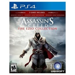 Ubisoft Assassin's Creed The Ezio Collection for PlayStation 4 1739575