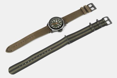 3636a6b627e Spinnaker Men s 42mm Spence Automatic Watch - Black Beige (SP-5039-03 ...