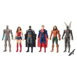 "DC Justice League Action Figure 12"""" 6pk"" 1742478"