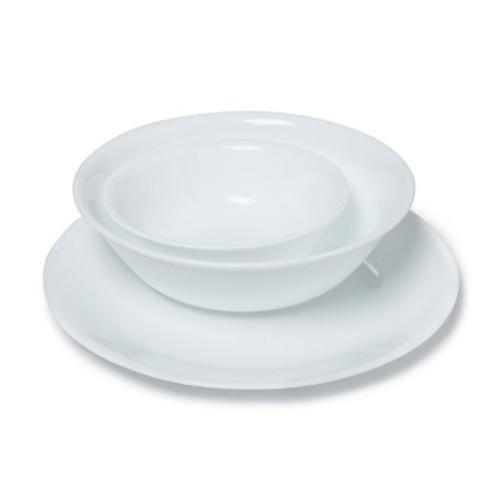 Corelle Livingware Vitrelle 10pc Dinnerware Set - Winter Frost White  sc 1 st  Blinq & Corelle Livingware Vitrelle 10pc Dinnerware Set - Winter Frost White ...