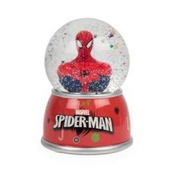 Marvel Spider-Man Red Snow Globe Bank 1746414