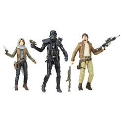 Star Wars Rogue One Black Series Figure 3-Pack - Multi 1747749