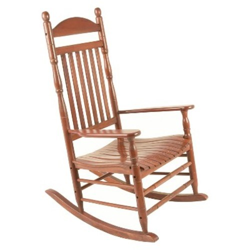 Enjoyable Willow Bay Hardwood Oil Rubbed Patio Rocking Chair Natural Check Back Soon Caraccident5 Cool Chair Designs And Ideas Caraccident5Info