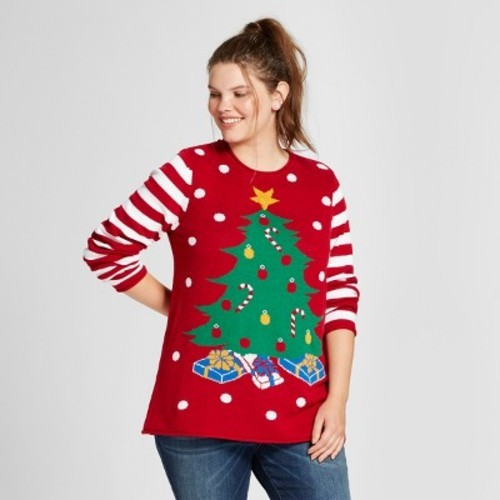 3x Ugly Christmas Sweater.Ugly Xmas 3x Grn Stripe No Colla Check Back Soon