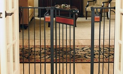 Home Accents Extra Wide Gate