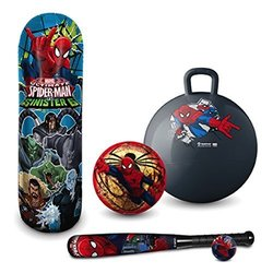 Spider Man and Paw Patrol Gift Pack Bundles  Black Unisex Child 1772363