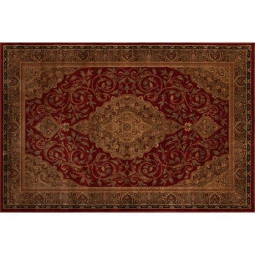 Red Better Homes Gardens Gina Area Rug Garnet