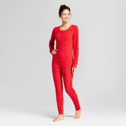Xhilaration Women's Devil Union Suit - Red - Size:L 1782942