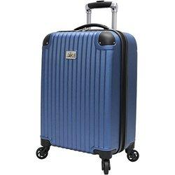 Verdi Hardside Spinner Carry-On Luggage - Blue
