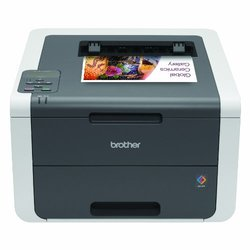 Brother Printer Digital Color Printer w/ Wireless Networking (HL3140CW)