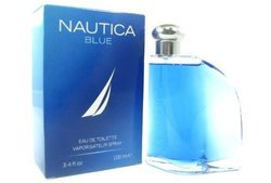 Nautica Blue Eau de Toilette for Men (3.4 Fl. Oz.)