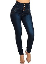 Women's Cargo Jogger Pants S Black Skinny 1801687