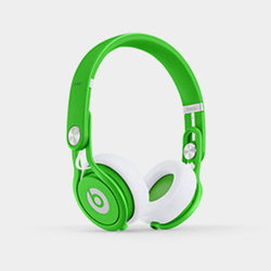 Beats by Dre Mixr DJ Headphones - Green